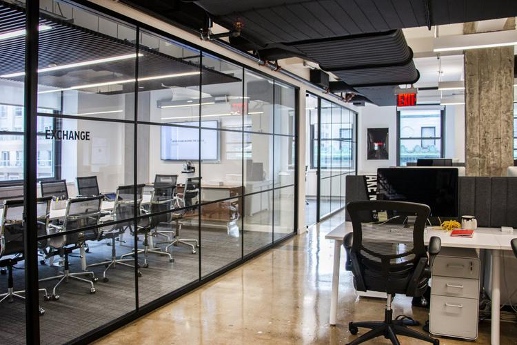renting coworking office 30 broad street