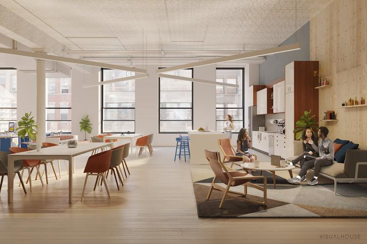 lease coworking office 36-42 west 14th street