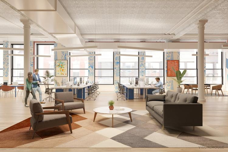 let coworking office 36-42 west 14th street