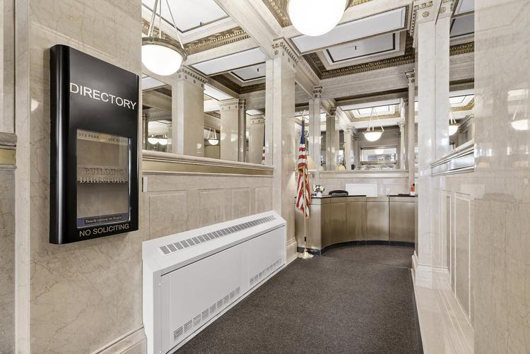 lease coworking office 373 park avenue south