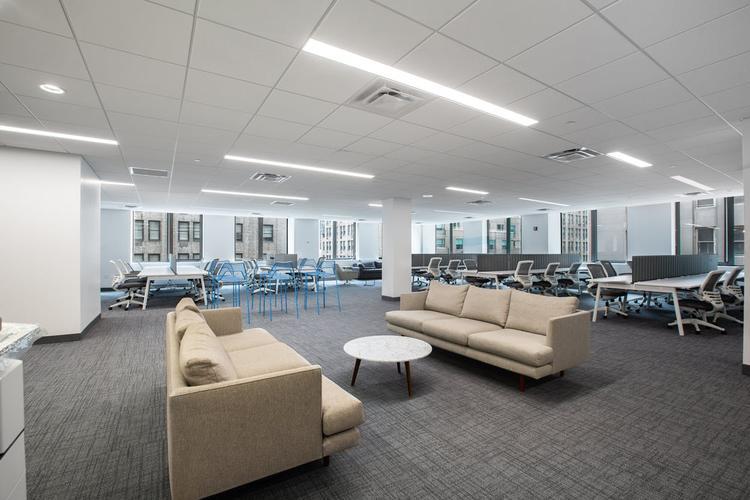 lease coworking office 560 lexington avenue