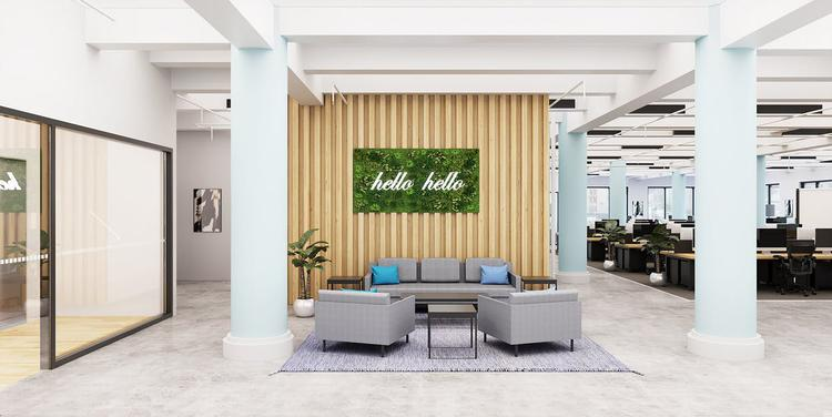 lease coworking office 60 madison avenue