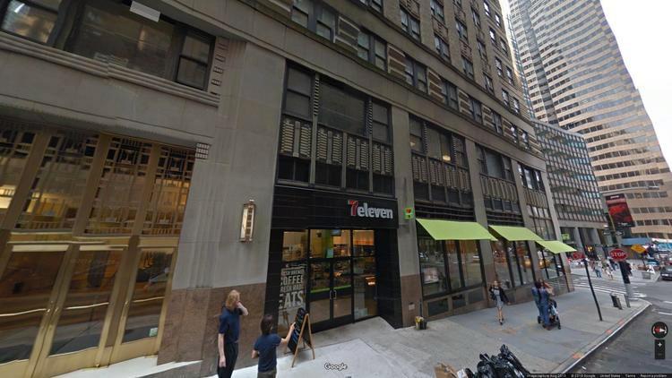 let office 1-13 john street
