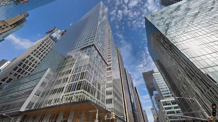 lease office 1 bryant park