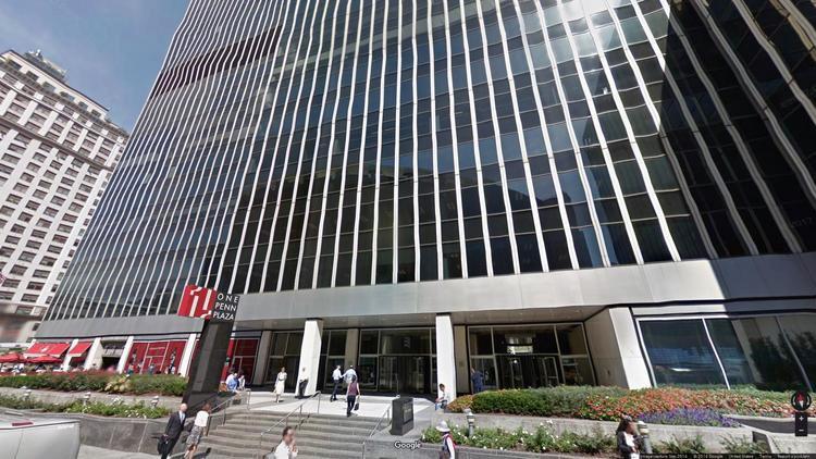 rent office 1 penn plaza