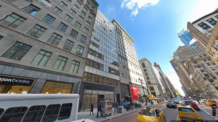 lease office 1 west 34th street