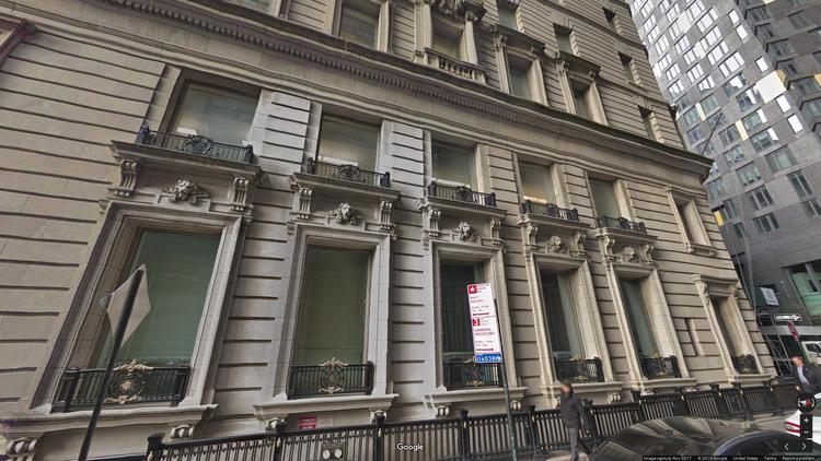 lease office 1 william street