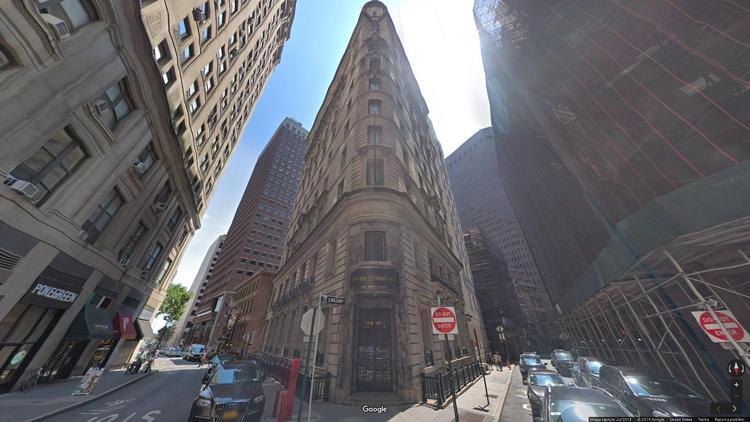 rent office 1 william street