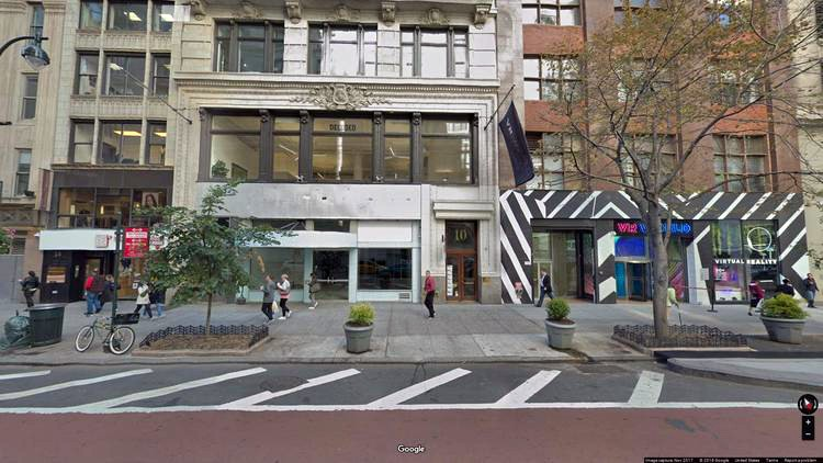 rent office 10 east 34th street