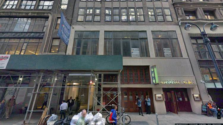rent office 10 east 38th street
