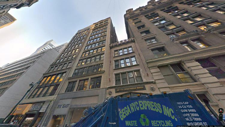 rent office 10 east 39th street