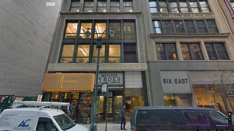 lease office 10 east 39th street