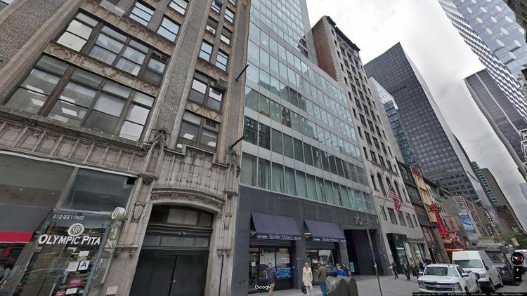rent office 10 west 46th street