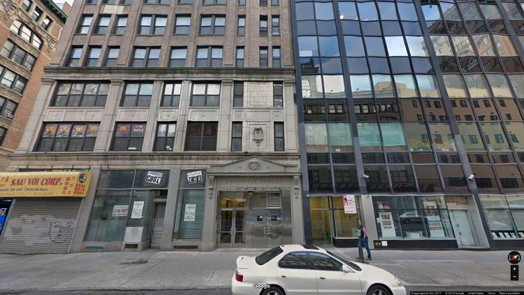 rent office 101-105 lafayette street