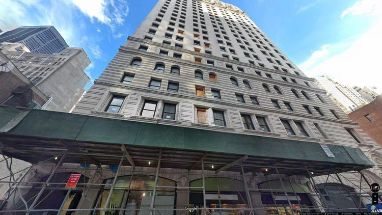lease office 101 greenwich street