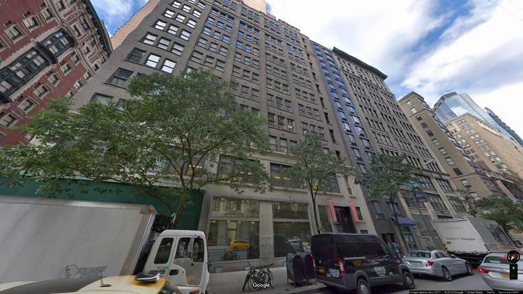 lease office 102 madison avenue