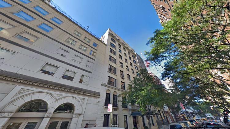 lease office 1021 park avenue