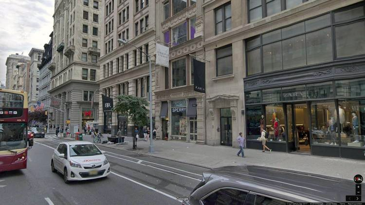lease office 103 fifth avenue