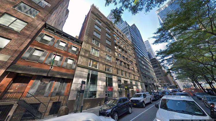 lease office 104-110 east 40th street