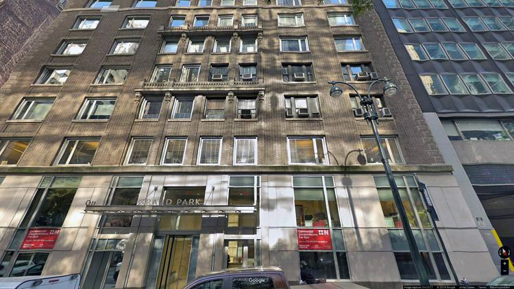 rent office 104-110 east 40th street