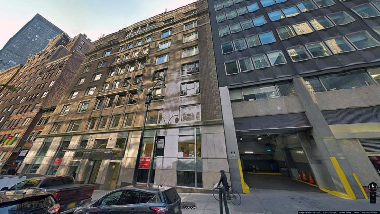 let office 104-110 east 40th street