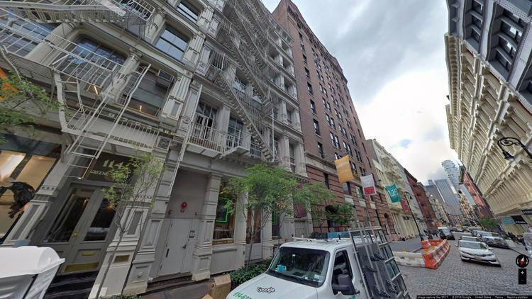 lease office 104-110 greene street