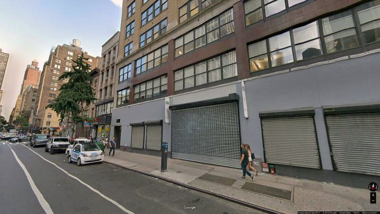 lease office 104 west 29th street
