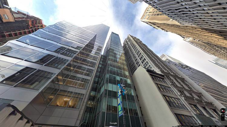 lease office 104 west 40th street