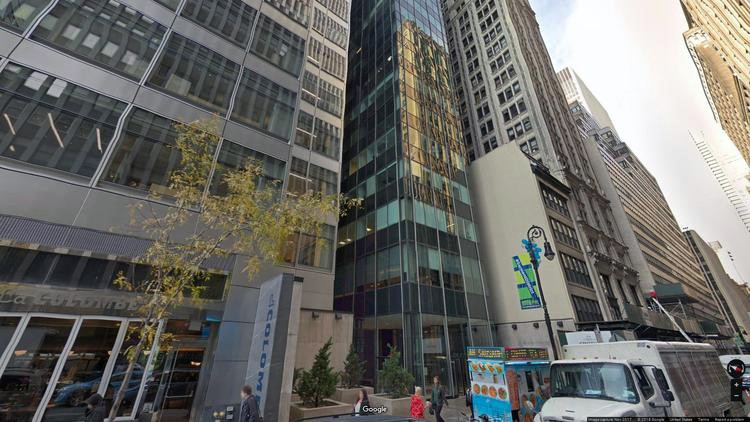 rent office 104 west 40th street