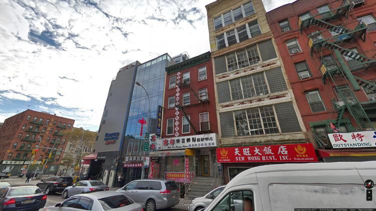 lease office 107 east broadway