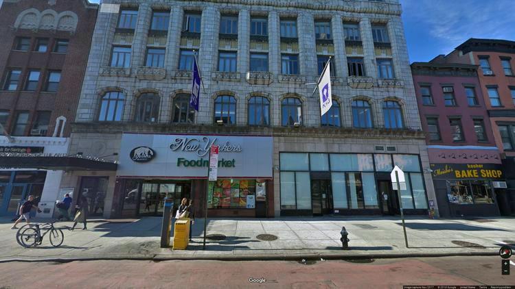 rent office 107 second avenue
