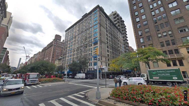 lease office 1081-1089 park avenue