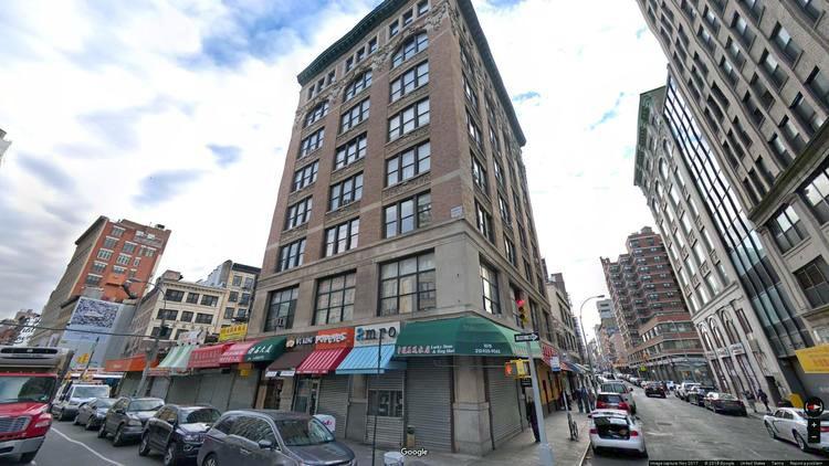 lease office 109 lafayette street