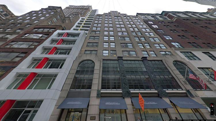 let office 11 east 44th street