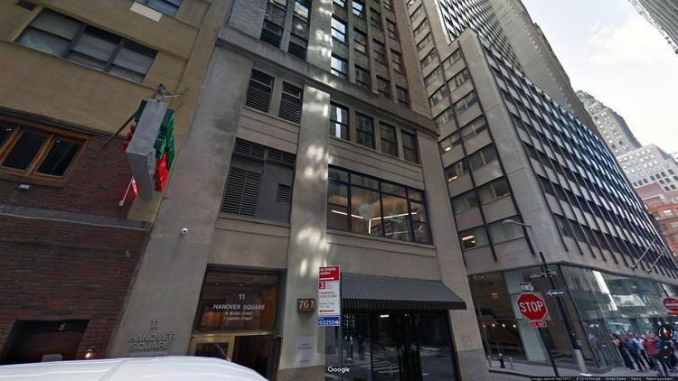 rent office 11 hanover square