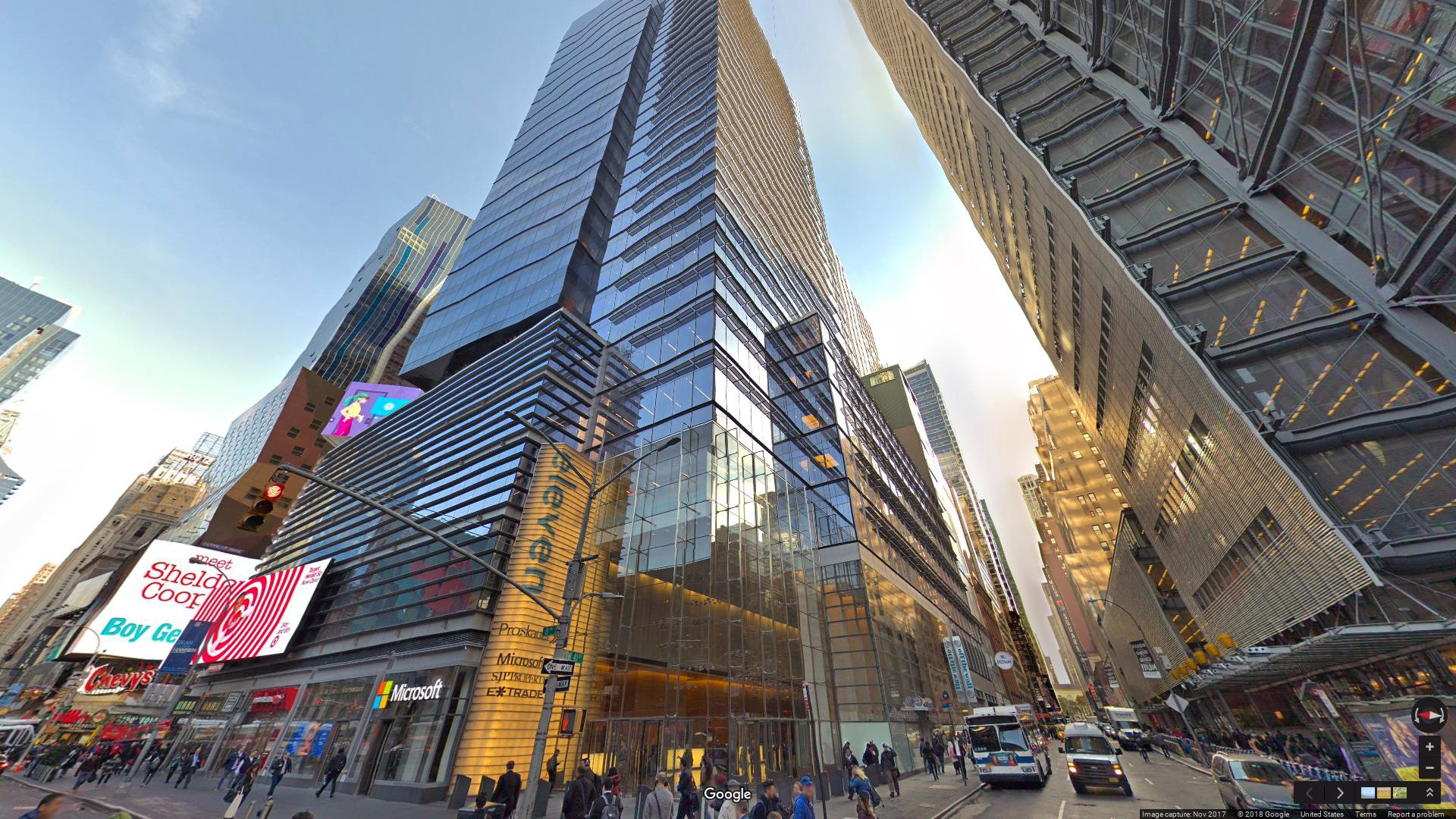 Rent Lease Office 11 Times Square