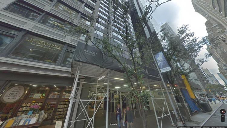 let office 110 east 59th street