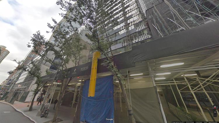 lease office 110 east 59th street