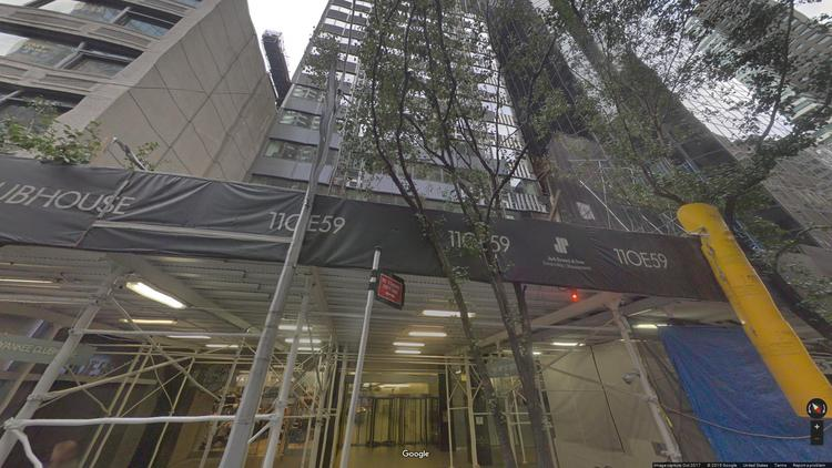 rent office 110 east 59th street