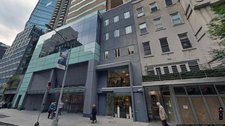 rent office 110 east 60th street