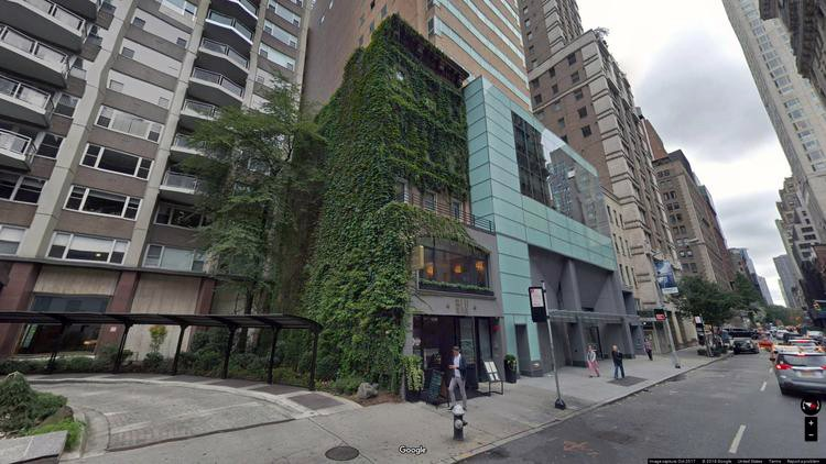lease office 110 east 60th street