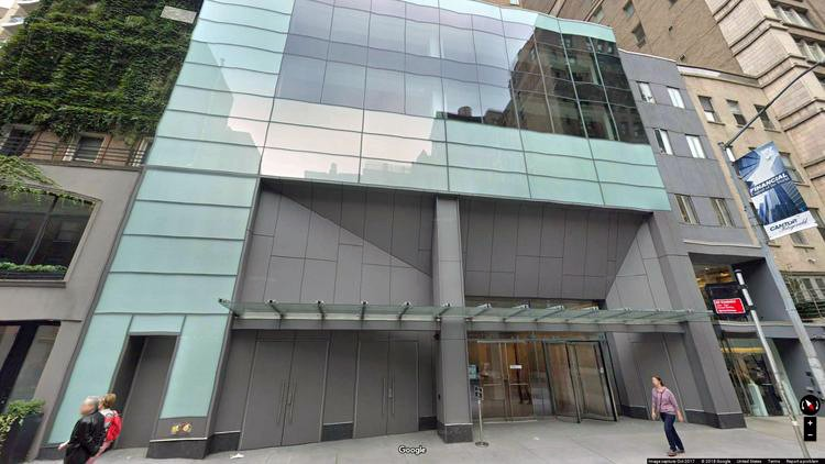 let office 110 east 60th street