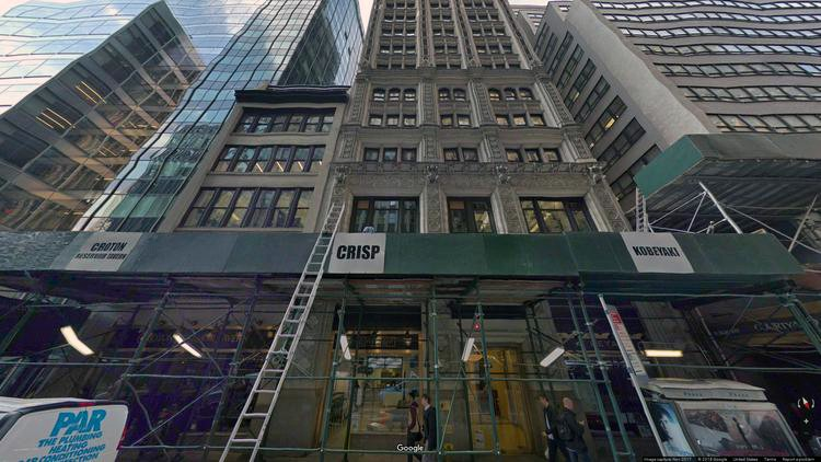 rent office 110 west 40th street