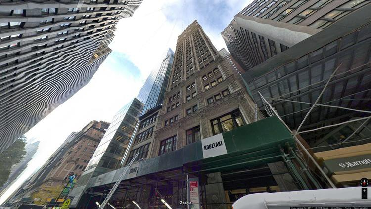 let office 110 west 40th street