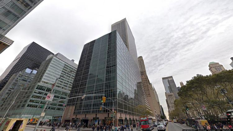 lease office 1100 avenue of the americas