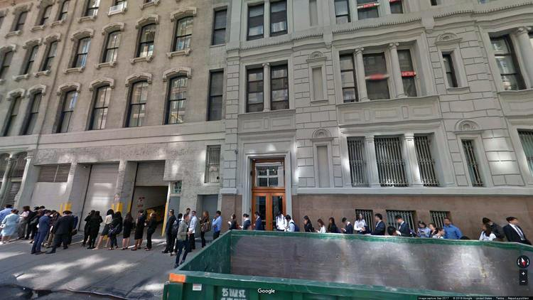rent office 111-119 west 19th street