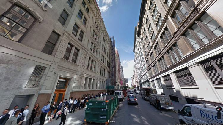 lease office 111-119 west 19th street