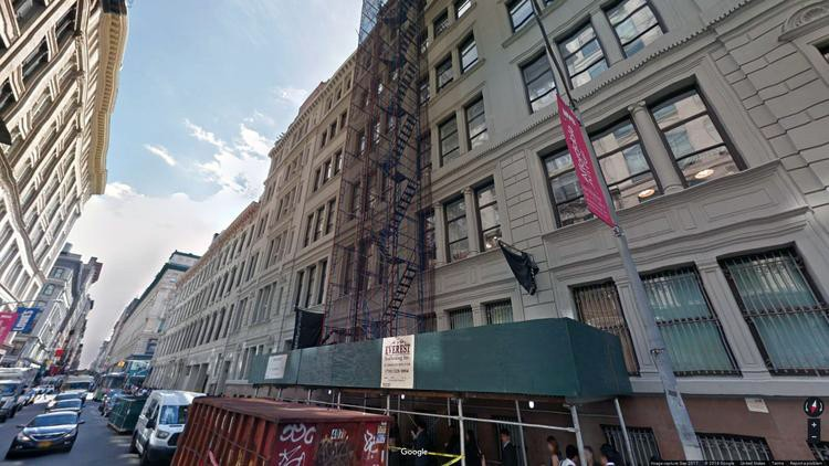 let office 111-119 west 19th street