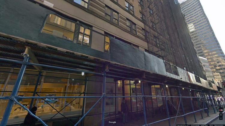 let office 111 john street