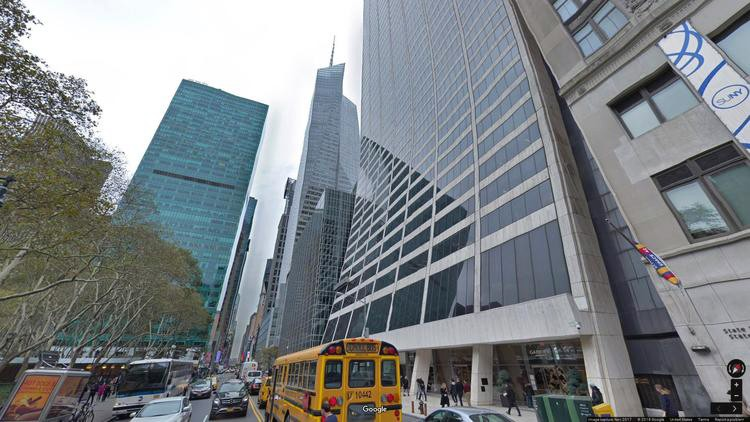 lease office 1114 avenue of the americas